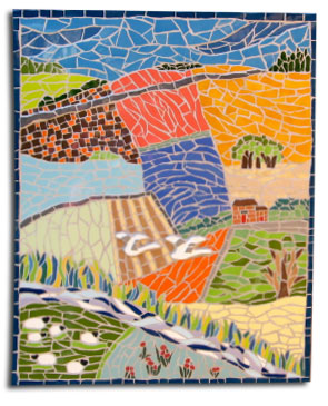 Mosaic landscapes