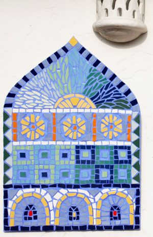 Moroccan Arcade